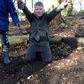 Alfie pleased