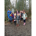 We reached the top of Wenlock Edge!