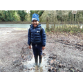 Theo 'The Puddle King'.