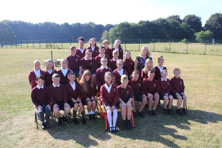 Year 6 Miss Cairns' Class