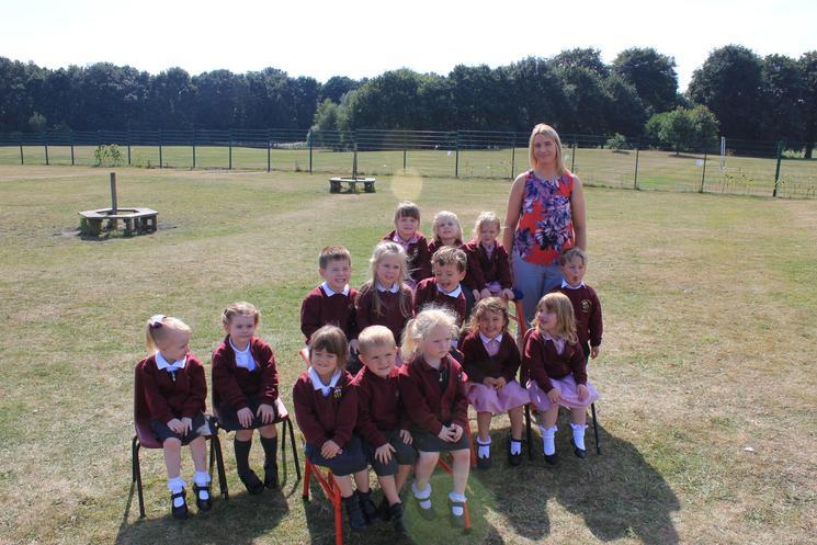 Foundation Miss Owen's Class