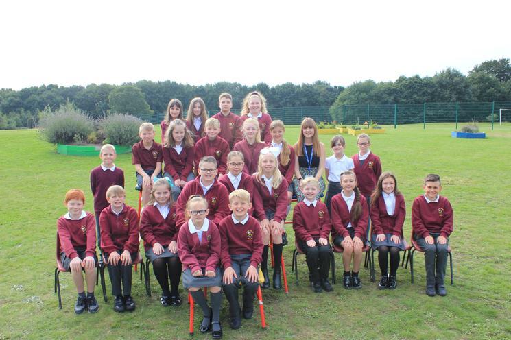 Year 6 - Miss Short's Class