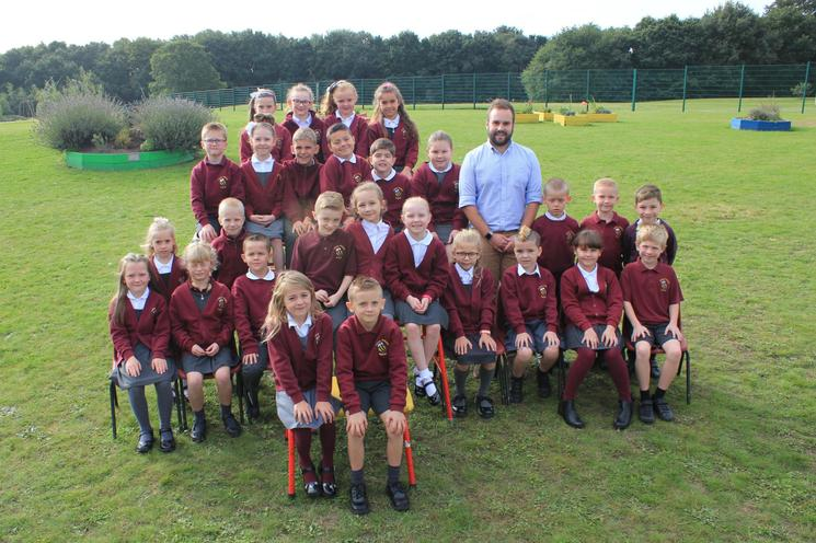 Year 3 - Mr Potter's Class