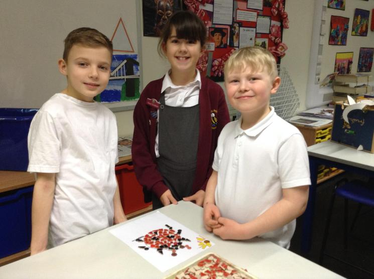 We are making a Ladybird