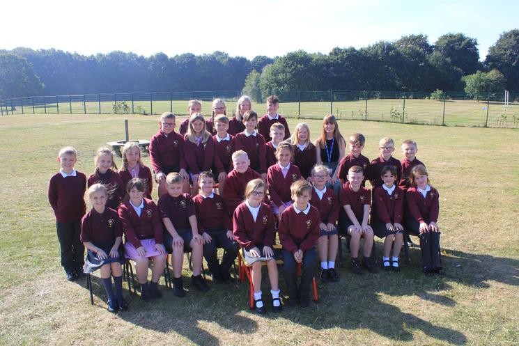 Year 5 Miss Short's Class