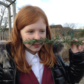 Rosemary smells nice