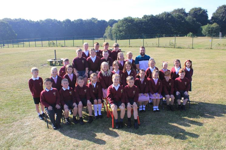 Year 4 Mr Potter's Class