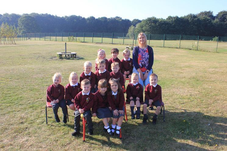 Foundation AM Miss Owen's Class