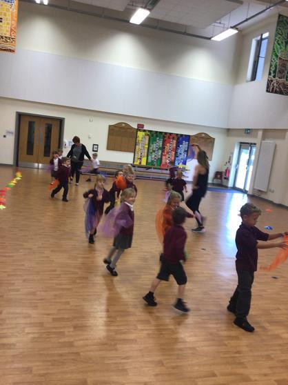Dance With Mrs Hibbert