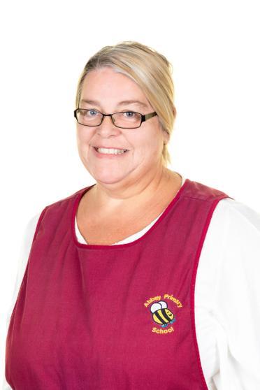 Mrs Marshall Senior Lunchtime Leader