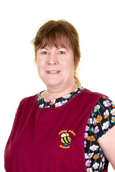 Mrs Webster Lunchtime Leader