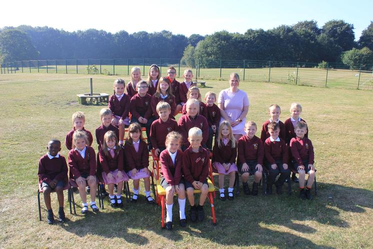 Year 2 Miss Rushby's Class