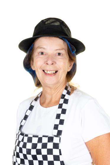 Mrs Short Kitchen Staff
