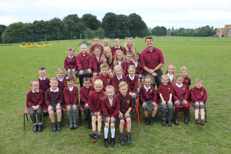 Year 1 - Mr Blackwell's Class