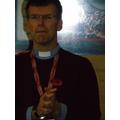 Padre Antony Wilson from the Aldershot Garrison