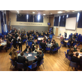 Inter-school business game event
