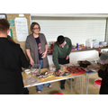 Cake sale in aid of the Nepal Earthquake Appeal