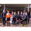 Cup winners Abbey FC