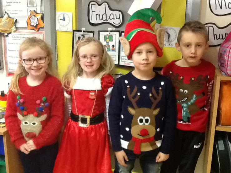 Jingle Bells is our favourite!