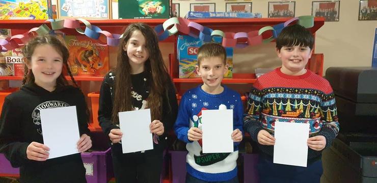 December Winners