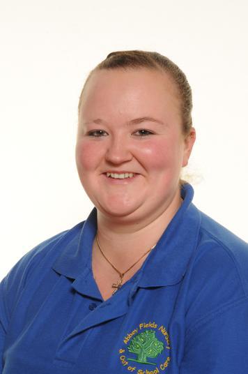 Natalie Brookes Jenkins - Deputy Nursery Manager