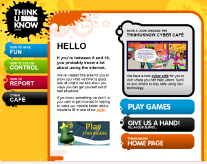 If you are between 8 and 10  learn more about using the internet and to access some great games.
