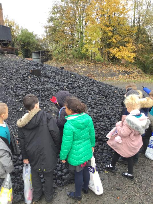 Children would have to work at sorting the coal.