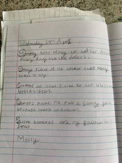 Emmy's acrostic poem