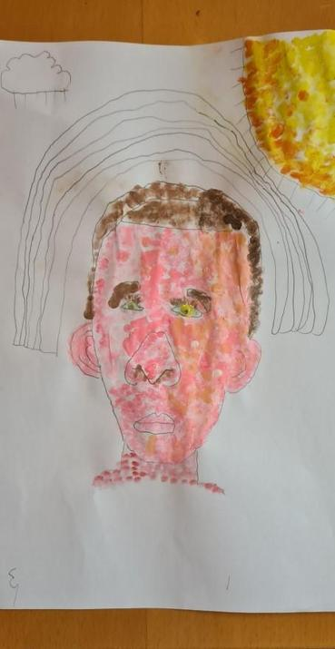 Michael's artwork