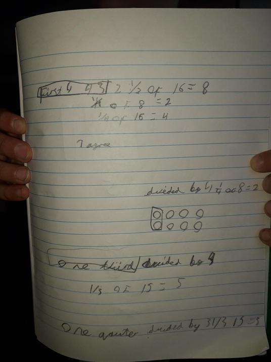 Brody's maths