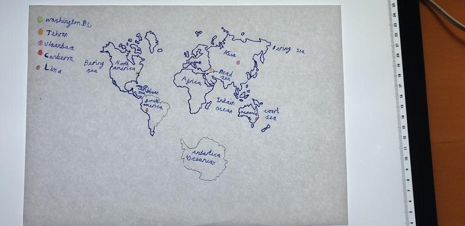 Michael's map