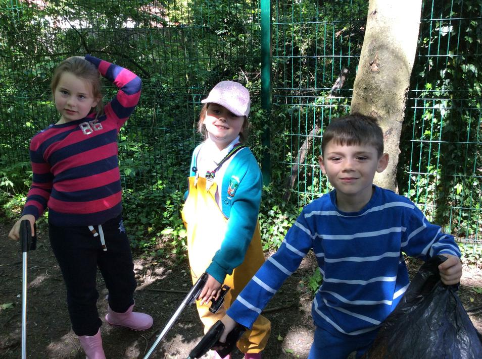 Looking after Forest School