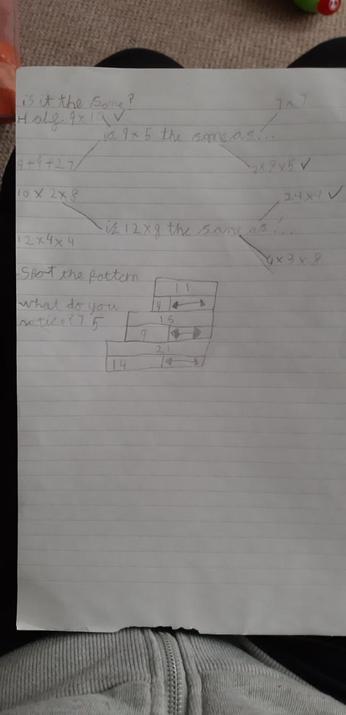 Zakk's maths solutions.