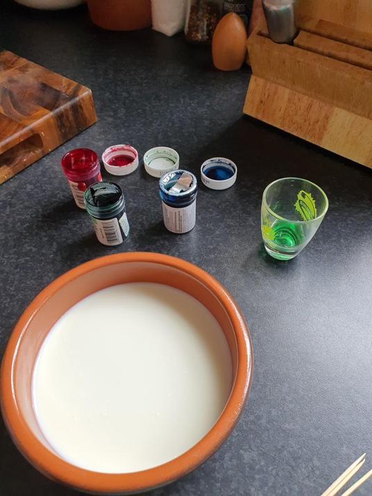 Pip's milk test