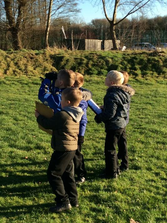 used binoculars,
