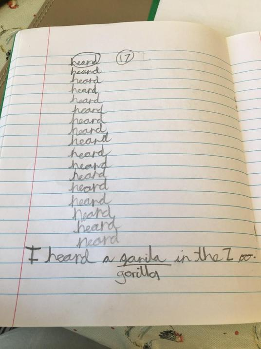 Eddies 1 minute write!