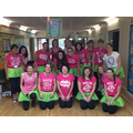The Abbots Green Race for Life - Staff Team