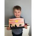 Osca's painting