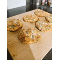 Lily's delicious cookies.