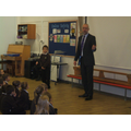 Mr Lee-Allen's Assembly about Tolerance