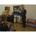 Mr Lee-Allen's Assembly about Tolerance
