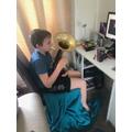 Tenor Horn Practise!