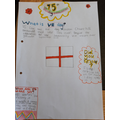 Evie's VE Day Poster