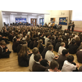 Whole School Proud Celebration Assembly