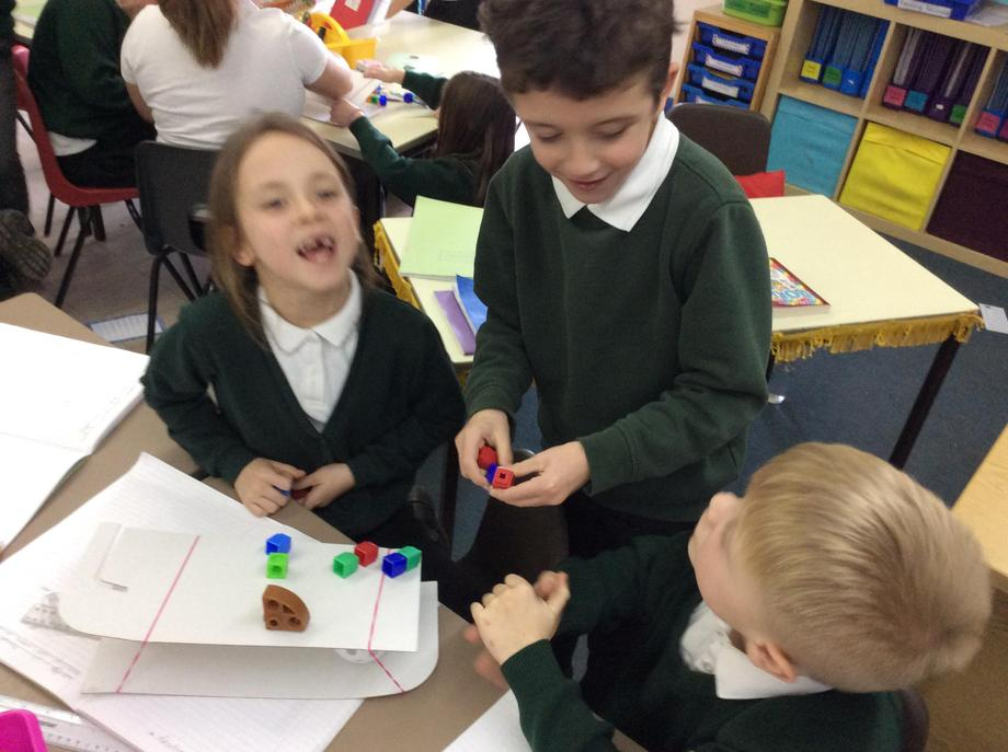 Recreating the movement of the tectonic plates