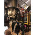 The new Brunel museum was so much fun!