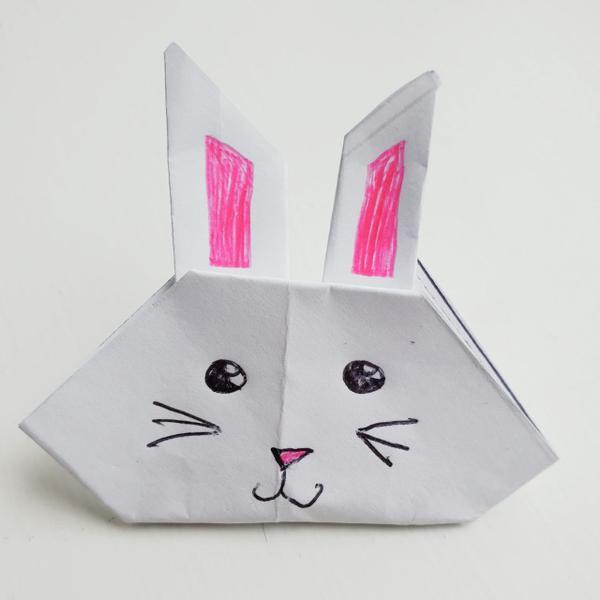 Origami Rabbit!