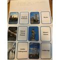 Famous London landmarks