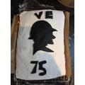 VE day baking