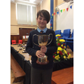 Ronan - Livingstone cup for ICT (P7McC)